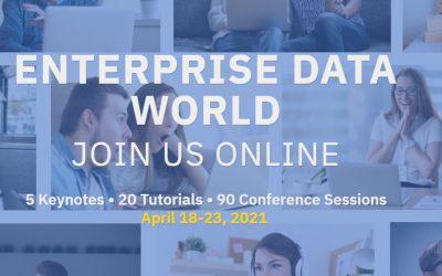 Llega el Enterprise Data World 2021