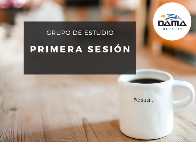Primera sesión del grupo estudio del DMBOK 2021